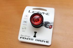 LEZYNEのFEMTO DRIVE