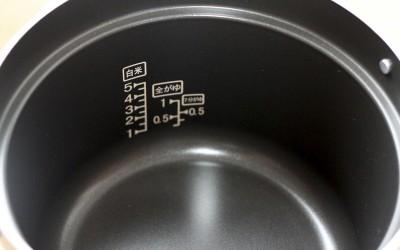 ガス炊飯のすすめ