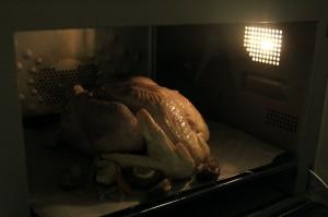 オーブンで90分
