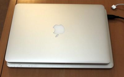 久しぶりのMac買い換え