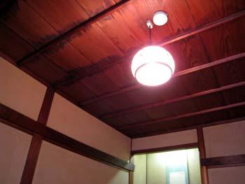 日本橋日山のテーブル部屋