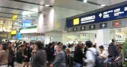 京王線新宿駅